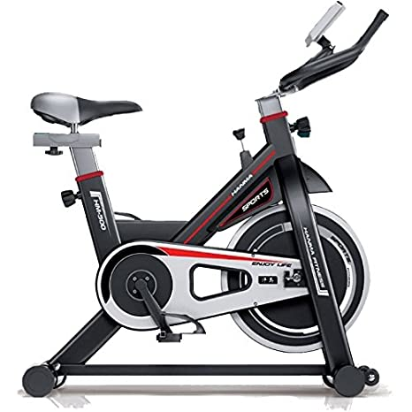 bruciare i grassi sulla bici da spinning