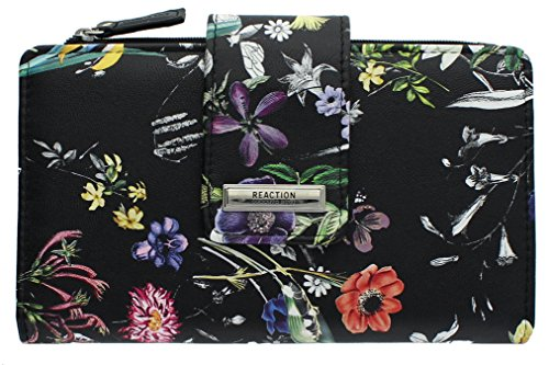Kenneth Cole Reaction Women's Wallet Organizer (BLOOMING BOTANICAL)