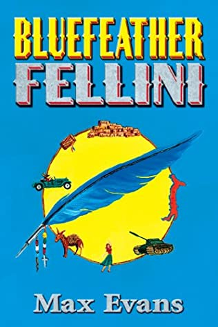 book cover of Bluefeather Fellini