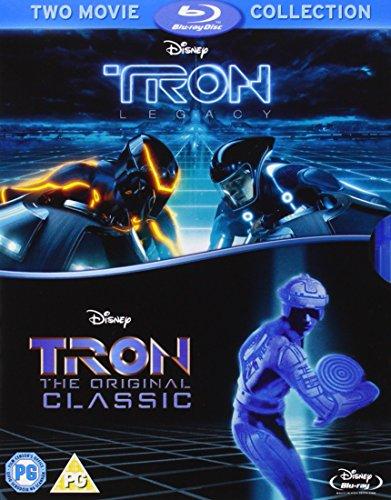 Tron Original Classic Legacy Blu ray