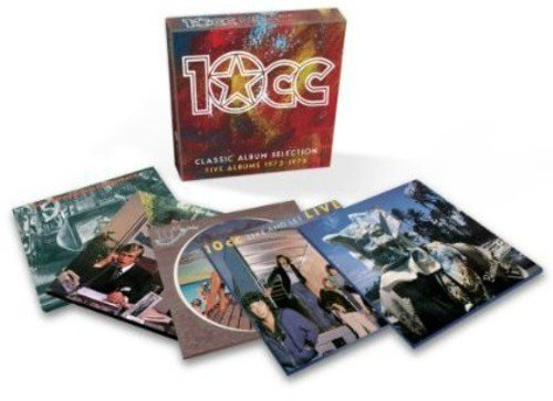 Classic Album Selection (The Best Of 10cc Live)