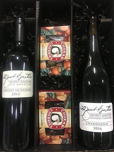Muret-Gaston Cabernet Sauvignon and Chardonnay Gift Pack