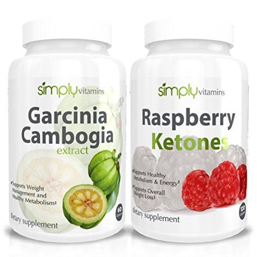 Vitamins Garcinia Cambogia Raspberry Ketones product image