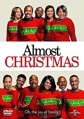 Almost Christmas Jessie Usher.Almost Christmas Gabrielle Union Danny Glover Nicole Ari