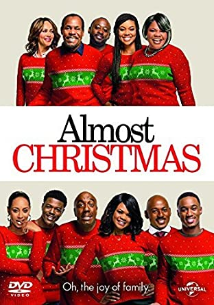 Almost Christmas Gabrielle Union.Almost Christmas Dvd 2016 Amazon Co Uk Danny Glover