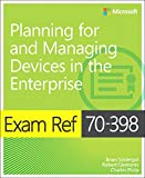 img - for Exam Ref 70-398 Planning for and Managing Devices in the Enterprise book / textbook / text book