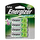 Energizer Recharge Universal, AA, 8 batería recargable - Batería/Pila recargable (AA, 8, AA, Verde, Plata, 8 pieza(s))