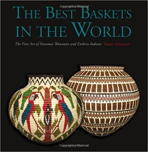Téléchargement gratuit des livres de calcul The Best Baskets in the World - The Fine Art of Panama's Wounaan and Embera Indians by Nancy Schermer (2011-05-02) B01K143Q7S PDF