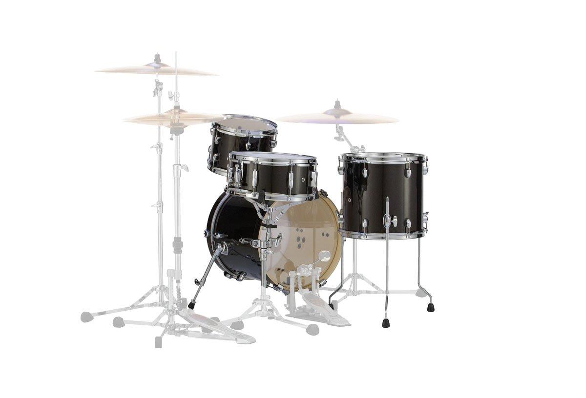 Pearl パール ドラムセット MIDTOWN ドラムシェルパック #701(ブラックゴールドスパークル) MDT764P/C  #701 (Black Gold Sparkle) B01E01WXFE ブラックゴールドスパークル