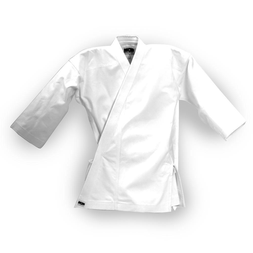 Macho Middleweight空手GIジャケット B00CXBB170 ホワイト Size 6 (6'1\