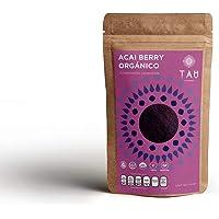 TAU Superfoods Acai Berry Orgánico 100 gramos