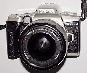 MINOLTA DYNAX 4 - Incluye LLL AF Zoom XI - Objetivo (28-80 mm, 1:4 ...
