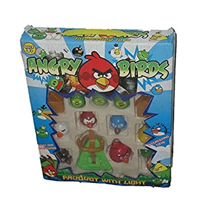 fb054b988635 Buy OZ STORE ANGRY BIRD SHOOTER WITHOUT LIGHT & MUSIC ! MRP 599 Online at  Low Prices in India - Amazon.in