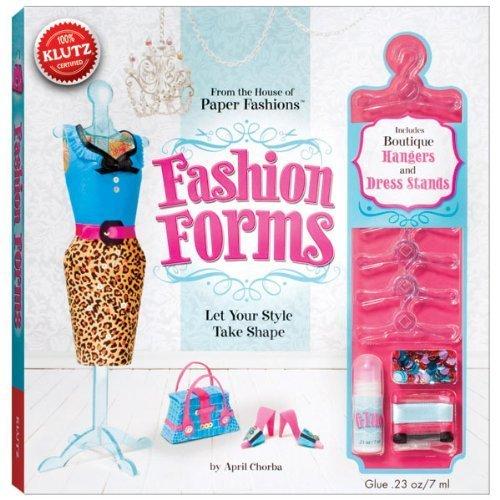 Fashion Forms - Chenille Glue Top