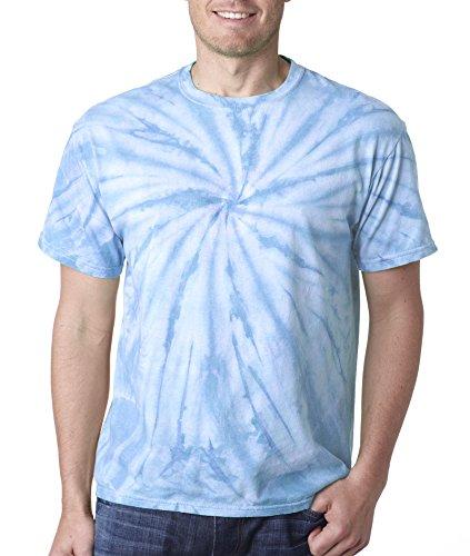 Gildan Men's Tie-dyes Vat-dyed Cyclone Tee