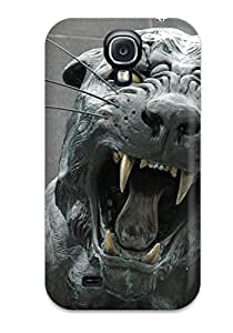 New Style LeeJUngHyun Hard Case Cover For Galaxy S4- Carolina Panthers