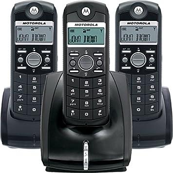 Motorola ME4050 Trio - Comprar Teléfonos Inalámbricos DECT: Amazon.es: Electrónica