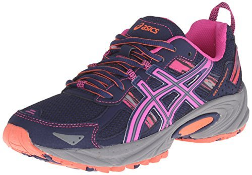 ASICS Women's Gel-Venture 5-W, Indigo Blue/Pink