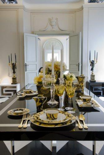 Versace By Rosenthal Vanity Service Plate Buy Online In