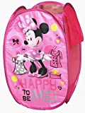 Disney Minnie Mouse Pop Up Hamper 2016 New