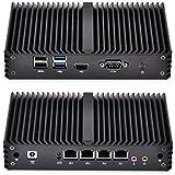 Qotom Firewall Router Server 8G RAM 64G SSD WiFi,Intel Core i5-4200Y Windows Linux pfsense