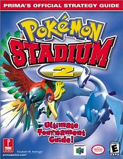 pokemon stadium prima s official strategy guide prima development rh amazon com pokemon stadium r2 guide pokemon stadium n64 strategy guide