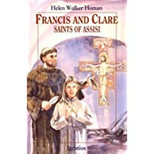 Francis and Clare: Saints of Assisi (Vision Books) (Vision Book Series)