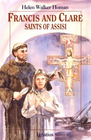 Francis and Clare: Saints of Assisi (Vision Books) PDF