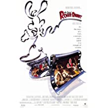 Who Framed Roger Rabbit (1988) - 11 x 17  - Style A
