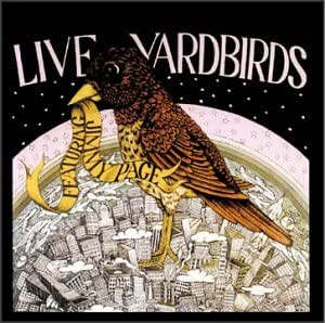 Live Yardbirds! Featuring Jimmy Page