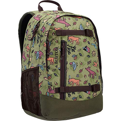 Burton Multi-Season Kids' Day Hiker 20L Hiking/Backcountry Backpack , Campsite Critters - Burton Mini