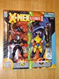 X-MEN Alternate X Weapon X Wolverine Collector's Edition Set
