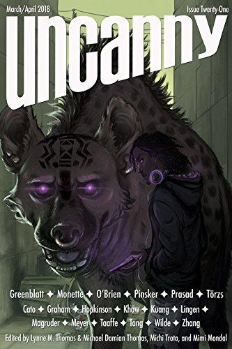 Uncanny Magazine Issue 21: March/April 2018