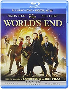 Cover Image for 'World's End, The  (Blu-ray + DVD + Digital HD with UltraViolet)'