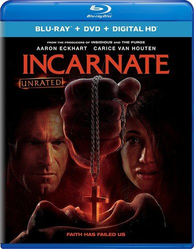 Blu-ray : Incarnate (With DVD, Ultraviolet Digital Copy, Digitally Mastered in HD, 2 Pack, Snap Case)