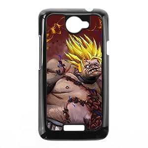 Dota2 PUDGE HTC One X Cell Phone Case Black DIY Gift pxf005-3698091
