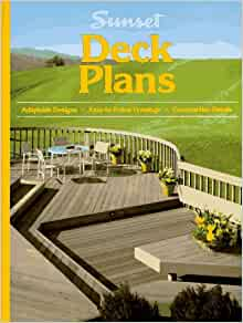 Deck Plans: Sunset Books: 0070661010663: Amazon.com: Books