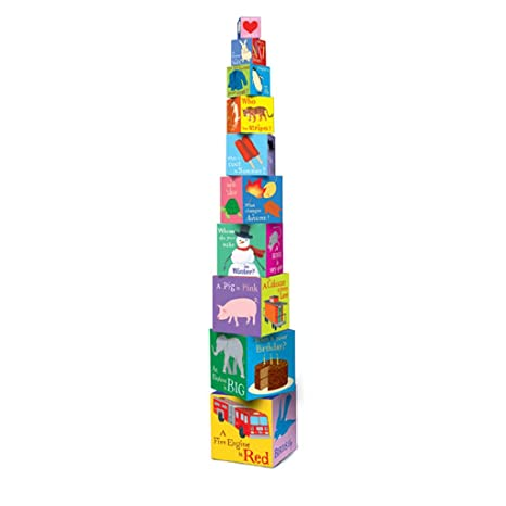 23ac6d66680c Amazon.com  eeBoo Read to Me TOT Tower
