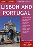 Front cover for the book Lisbon and Portugal Travel Pack (Globetrotter Travel Packs) by Jane O'Callaghan