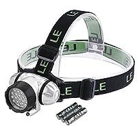 Deals on Lighting EVER LE Headlamp LED, 4 Modes