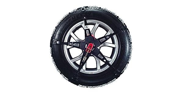 MAGGI - CADENAS DE NIEVE PARA COCHES MODELO TRAK 4X4-SUV MEDIDA 265/50 R20 GR LT53 - HOMOLOGADAS: Amazon.es: Coche y moto