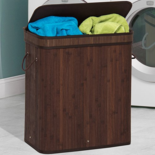 Best Choice Products Bamboo Laundry