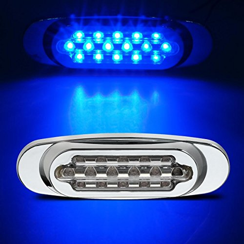 Kenworth W900 Led Lights - 7