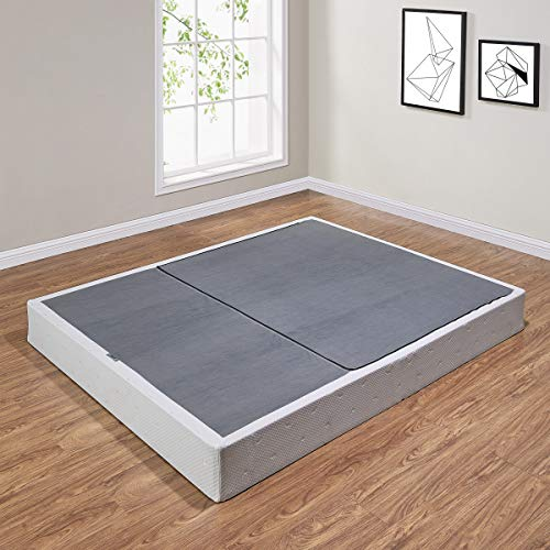 Mainstays Half-Fold Metal Box Spring, Full (Queen) ()