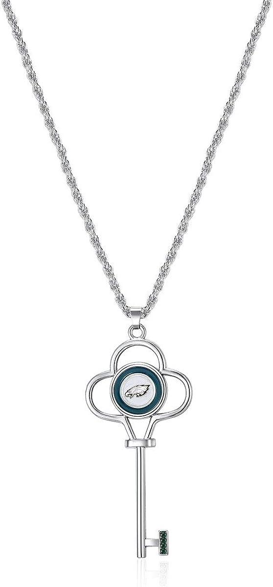 NFL Key Logo Necklace