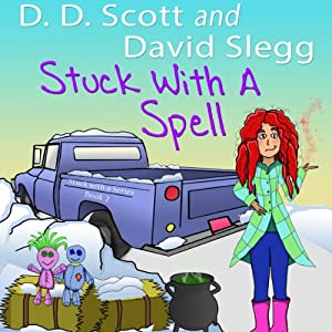 Stuck with a Spell Audiobook