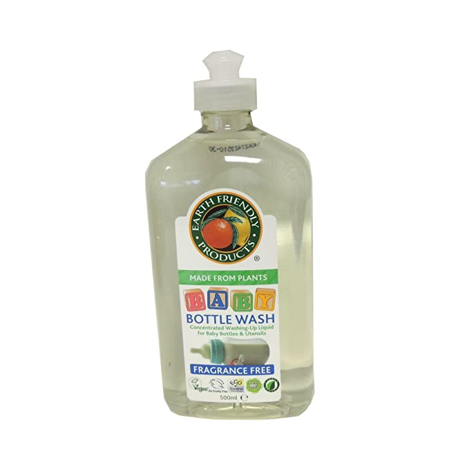 Earth Friendly Products - Baby Bottle Wash - 500ml