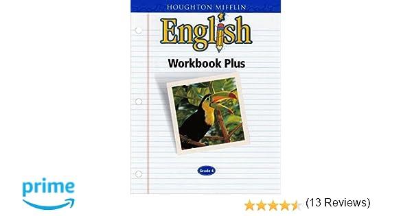 Workbook adverb of manner worksheets : English Workbook Plus: Grade Four: HOUGHTON MIFFLIN: 9780618090631 ...