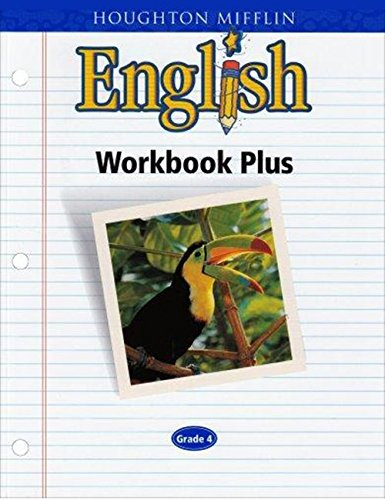 English Workbook Plus: Grade Four