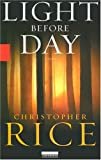 img - for Light Before Day: A Novel book / textbook / text book